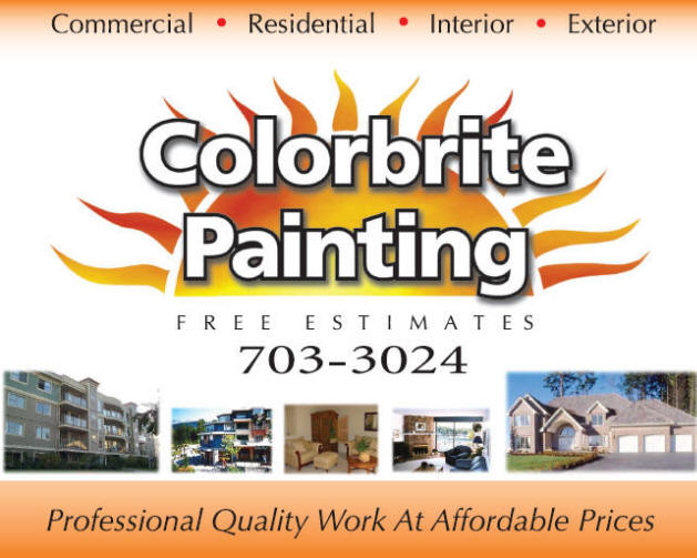 Interior Exterior Painters and Painting Decorators Comox Valley. Contractors house estimates